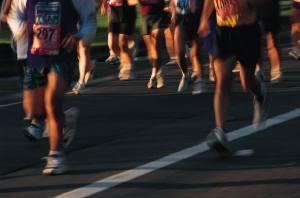 marathon gesund