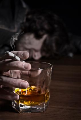 Massiver Muskelaufbau-Fehler: Rauchen und Trinken